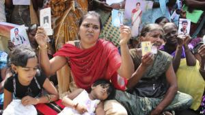 Families of the disappeared