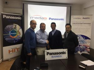 Media5_and_Panasonic_Partnership