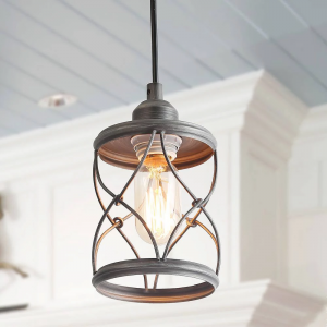 Foyer Rust pendants