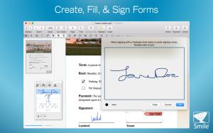 Easily fill and sign forms