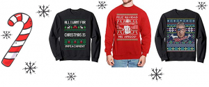 Impeachment Ugly Christmas Sweaters will be hot this year