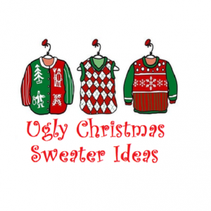 Ugly Christmas Sweater Ideas logo