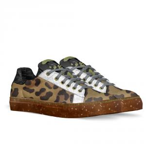 THS Select Cheetah Print Skate Shoe