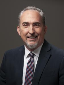 this is a professional headshot of Dallas Seminary's Dr. Mark Yarbrough.
