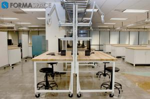 University Innovation Lab with Back-to-Back Benchmarx