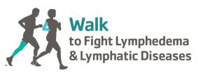 Walk to Fight Lymphedema & Lymphatic Diseases logo