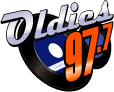 Oldies 97.7 logo