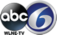 WLNE-TV ABC 6 logo