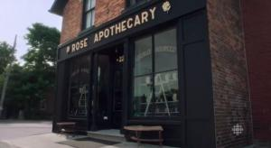 Rose Apothecary Pop Up from Shitt's Creek