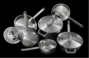 Appliances Connection 2019 Black Friday Sale Jenn-Air Cookware Giveaway: 10-Piece Cookware Set