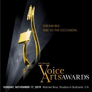 SOVAS presents The Voice Arts Awards