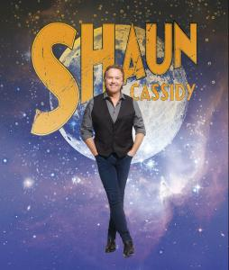 Shaun Cassidy iconic teen idol Tulalip Resort Casino performs May 30th 2020