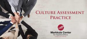 Culture Assessment Practice logo from Markkula Center for Applied Ethics