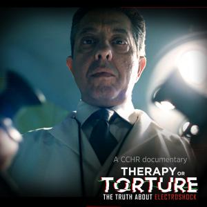 "So barbaric and damaging is the practice that on November 23, 2019 (at 5 p.m. and 8 p.m. PST) the Scientology Network is airing ""Therapy or Torture,"" offering a voice to those harmed by shock treatment."