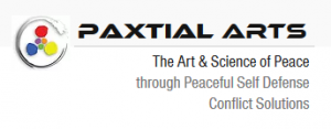 The Paxtial Arts Logo