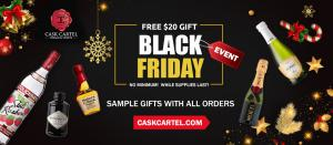 Cask Cartel Black Friday 2019 | Cask Cartel Black Friday 2020