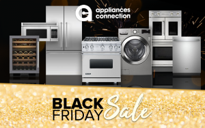The Appliances Connection 2019 Black Friday Sale Ends 1 December: Banner