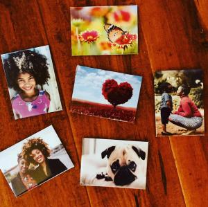 A Sample of Custome Picture Magnets.
