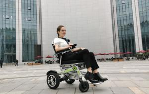 Airwheel H3T smart wheelchair