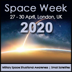 Space Week 2020 - Small Satellites and Military Space Situational Awareness