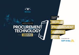 World_Procurement_Award