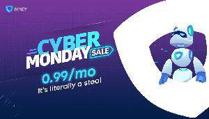 Ivacy Cyber Monday VPN Deal
