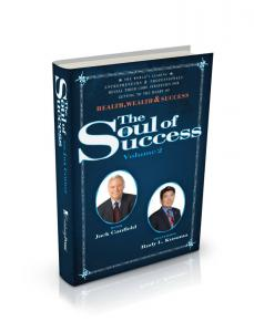 "Rudy L Kusuma is the co-author of #1 Best Selling Book ""The Soul of Success"" (vol 2) with Jack Canfield"