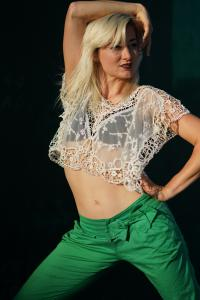 Diina Tamm, New York Dancer & Choreographer