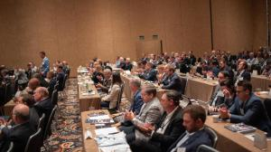 IADA's Fall Meeting Was Well Attended by More Than 100 Companies.
