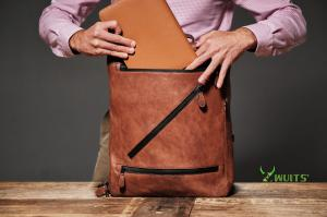 Brown Bag- Zwuits Versatile Bag