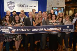 Academy of Culture and Language - Ribbon Cutting Event