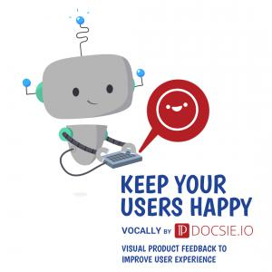 Docsie Vocally - Keep your users happy