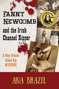 Fanny Newcomb and the Irish Channel Ripper book cover