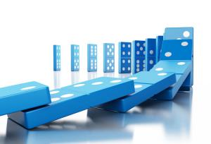 Keystone habits create a domino effect.