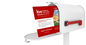 Keller Williams marketing platform