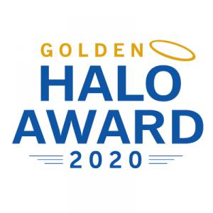 Golden Halo Award Logo