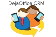 DejaOffice CRM for Windows, Android and iPhone