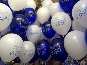 Balloon decorations that include your logo will immediately engage your guests and highlight your brand… The investment is priceless!
