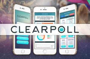 ClearPoll - Social public opinion polls on the blockchain