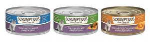 Scrumptious From Scratch cat food