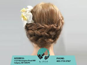 K-Pop Secret Beauty Studio Calgary Hairstyles
