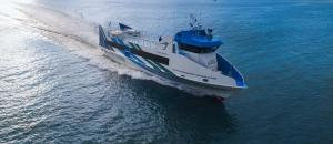 the newest and safest gili island fast boat by patagonia xpress