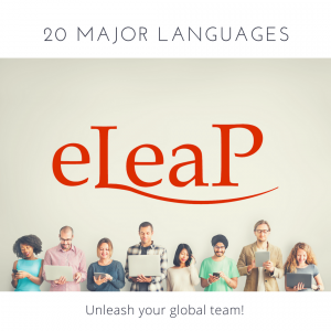 Unleash your global team with 20 LMS languages