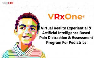 Munfarid VRXOne Pediatric Pain Distraction