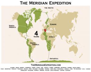 Meridian Expedition Global Goals Route Africa Antarctica Americas Arctic Europe