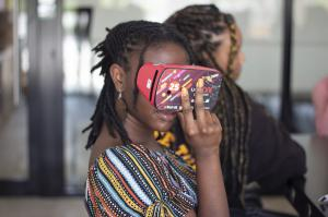 Virtual Reality Education in Classroom Nigeria