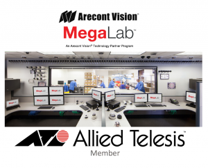 Arecont Vision MegaLab Technology Partner Program Allied Telesis