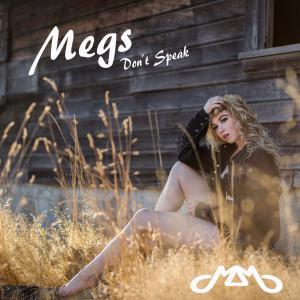 Megs McLeans Don't Speak cover
