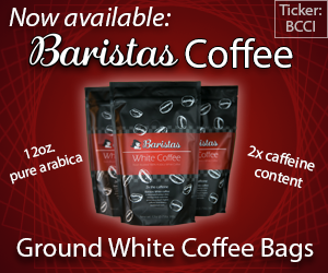 Baristas White Coffee