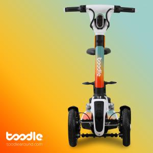Toodle Trike 3-wheeled electric sharing scooter